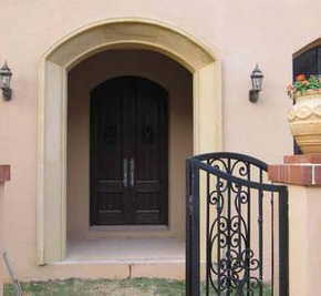 Entry door purchase skills