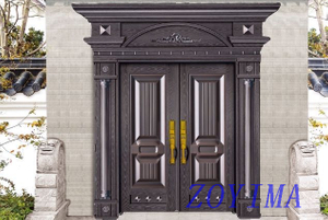 Z0YIMA/ G & K Great Door - Exterior Security Doors ZYM-P5-3003