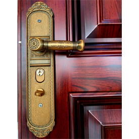 Z0YIMA/ G & K Great Door-Security Steel Front Entry Doors FD-10001