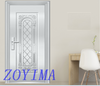 Z0YIMA/ G & K Great Door - Toughened Stainless Steel Glasses Doors ZYM-S6726