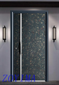 Z0YIMA/ G & K Great Door-Security Doors DEF-102