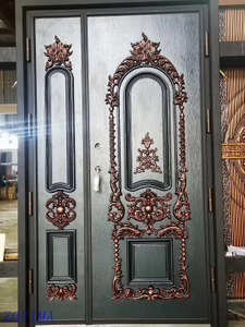 Z0YIMA/ G & K Great Door - Nigeria Popular Cast Imitation Copper Door ZYM-K122