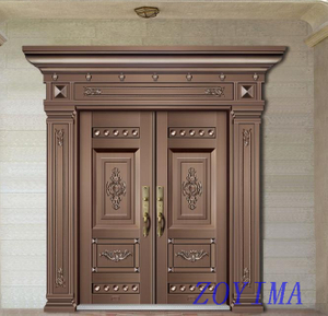 Z0YIMA/ G & K Great Door - Competitive Price Entry Door ZYM-T 7002